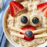 Анкета за вида на предлаганата закуска